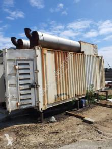 آلة لمواقع البناء مجموعة مولدة للكهرباء Detroit Diesel P1321/2