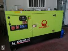 Pramac GSW30 agregator prądu używany