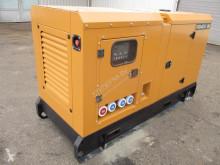 Építőipari munkagép Delta Power DP90 , Diesel Generator 110 KVA , 90KW használt áramfejlesztő