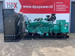 Строителна техника електрически агрегат Cummins KTA50-G8 - 1.675 kVA Generator - DPX-18765
