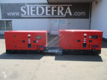 GLA 50 KVA , 40 KW , Diesel generator , 2 pieces in stock groupe électrogène occasion