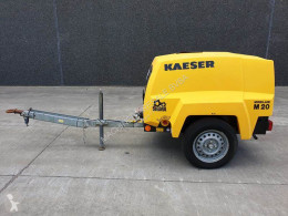 Material de obra compresor Kaeser M 20 PE