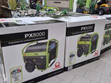 Material de obra generador Pramac PX 5000