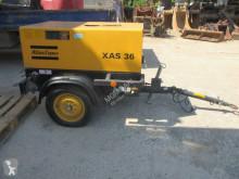Építőipari munkagép Atlas Copco XAS 36 használt kompresszor