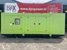 Строительное оборудование Perkins 4006-23TAG3A - 912 kVA Generator - DPX-12418 электроагрегат б/у