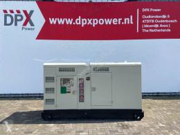 آلة لمواقع البناء مجموعة مولدة للكهرباء Cummins 6BTAA5.9-G12 - 165 kVA Generator - DPX-19838