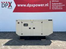 Építőipari munkagép Perkins 1104D-E44TA - 88 kVA Stage IIIA - DPX-15705 új áramfejlesztő