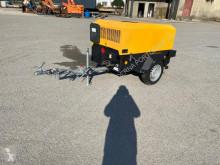Material de obra Doosan 731E compresor usado
