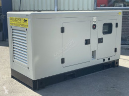 Entreprenørmaskiner Ricardo 62.5 KVA Silent Generator 3 Phaze 50HZ New Unused motorgenerator brugt