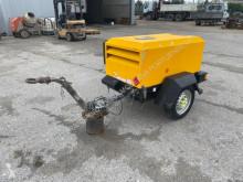 Ingersoll rand compressor construction R1051SF