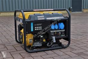 Atlas Copco generator construction P8000 Valid inspection, *Guarantee! Gasoline, 6.5