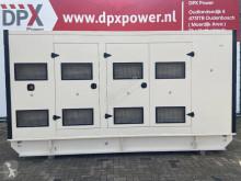 Material de obra grupo electrógeno Doosan DP158LC - 510 kVA Generator - DPX-25065