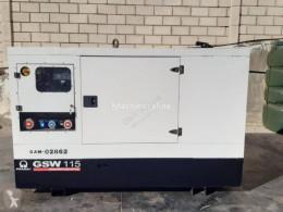 Pramac GSW115 groupe électrogène occasion