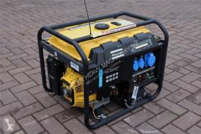 Groupe électrogène Atlas Copco P8000 Valid inspection, *Guarantee! Gasoline, 6.5