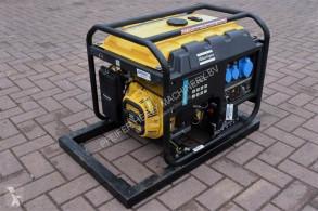 Atlas Copco P8000 Valid inspection, *Guarantee! Gasoline, 6.5 groupe électrogène occasion