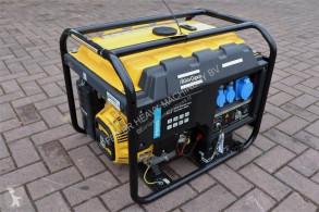 Material de obra Atlas Copco P8000 New, Valid inspection, *Guarantee! Gasoline, grupo electrógeno usado