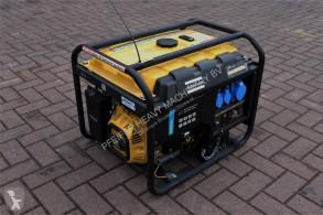 Material de obra grupo electrógeno Atlas Copco P8000 Valid inspection, *Guarantee! Gasoline, 6.5