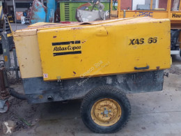 Atlas Copco XAS66 kompresör ikinci el araç