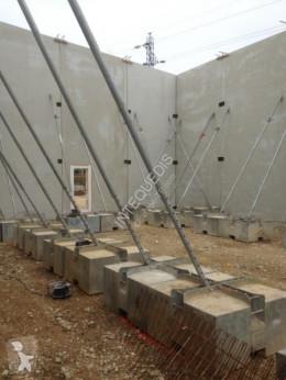 Formwork construction TIRANT POUSSANT PREMUR et STABILISATION de 1.80 à 10.00 m