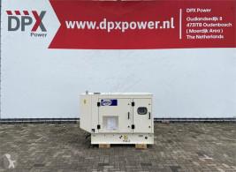 آلة لمواقع البناء مجموعة مولدة للكهرباء FG Wilson P33-3 - 33 kVA Generator - DPX-16003