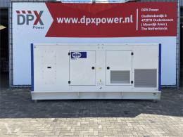 Groupe électrogène FG Wilson P500-3 - Perkins - 500 kVA Genset - DPX-16019