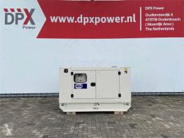 Material de obra FG Wilson P50-3 - 50 kVA Generator - DPX-16004 grupo electrógeno nuevo