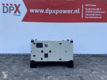 Material de obra Iveco NEF45SM1 - 66 kVA Generator - DPX-17550 grupo electrógeno nuevo