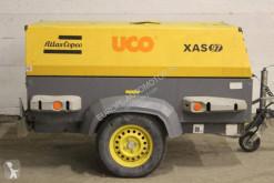 Entreprenørmaskiner Atlas Copco XAS97 motorgenerator brugt