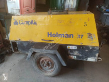 Compair compressor construction Holman 37
