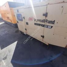 Entreprenørmaskiner Ingersoll rand G 110 R motorgenerator brugt