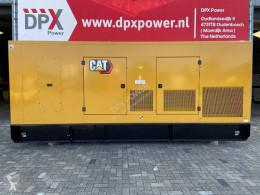 Caterpillar DE850E0 - C18 - 850 kVA Generator - DPX-18032 groupe électrogène neuf