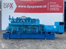 Material de obra grupo electrógeno Mitsubishi S16N PTA - 1.000 kVA Generator Set - DPX-12426