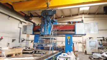 Matériel de chantier Matériel DYE FPF-4 Gantry milling CNC machine