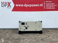 Material de obra Perkins 1104C-44TA - 110 kVA Generator - DPX-17656-43 grupo electrógeno nuevo