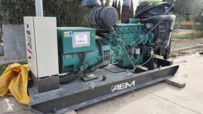 Material de obra Volvo Penta AEM grupo electrógeno usado