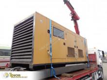 Material de obra Caterpillar 300 KVA+ Generator grupo electrógeno usado