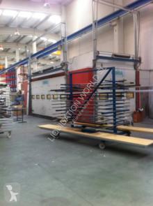 Material de obra Matériel Paint Booth air flow second hand ready to ship