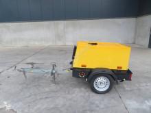Material de obra Kaeser M 20 compresor usado