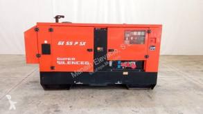 Mosa áramfejlesztő építőipari munkagép GE55PSX