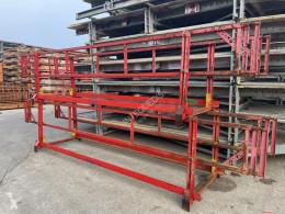 Formwork construction GARDE CORPS MONOBLOC POUR DALLE ALVEOLAIRE