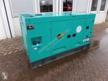 Material de obra Ashita AG-50 grupo electrógeno usado