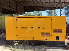 Gesan áramfejlesztő építőipari munkagép DVS 250 Electric generator