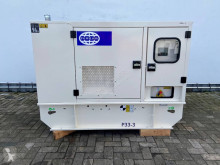 View images FG Wilson P33-3 - 33 kVA Generator - DPX-16003 construction