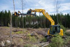 Pièces tracteur neuf nc Sécateur tête d'abattage pour pelle 3 à 30 tonnes