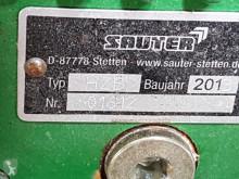 Sauter JD spare parts