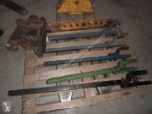 losse onderdelen nc Attache rapide NR 3503 Tractor treklatten pour tracteur