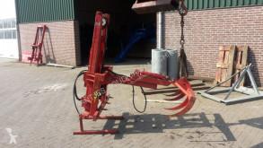 náhradní díly Wifo Mât de chariot élévateur hefmast met balengrijper pour tracteur