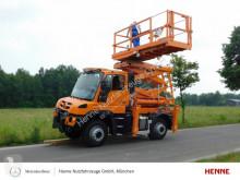 náhradní díly Mercedes Unimog Geräteträger U427 4X4 Unimog