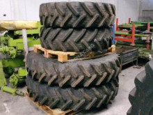 BKT Pflegebereifung 380/90R46 + 380/85R30 Agrimax used Tyres