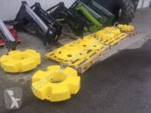pièces détachées John Deere Radgewichte für R8295 mit 2000 kg Gewicht